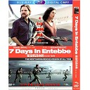 恩德培行動 7 Days in ENTEBBE (2018) DVD