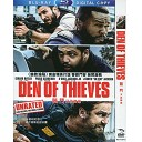 極盜戰 Den of Thieves (2018) DVD