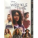 時間的皺摺 A Wrinkle in Time‎ (2018) DVD
