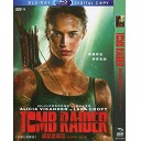 古墓奇兵 Tomb Raider (2018) DVD