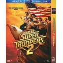 烏龍巡警2 Super Troopers 2 (2018) DVD