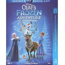 雪寶的佳節冒險 Olaf's Frozen Adventure (2017) DVD