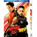 蟻人與黃蜂女 Ant-Man and the Wasp (2018) DVD