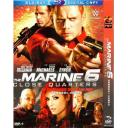 海陸悍將6:近距交戰 The Marine 6: Close Quarters (2018) DVD