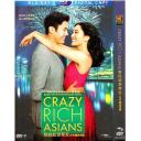 瘋狂亞洲富豪 Crazy Rich Asians (2018) DVD