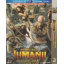 野蠻遊戲:全面晉級 Jumanji: The Next Level (2019) DVD