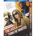 他的最後願望 The Last Thing He Wanted (2020) DVD
