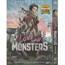 愛與怪物 Love and Monsters (2020) DVD