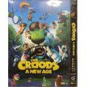 古魯家族:新石代 The Croods: A New Age (2020) DVD